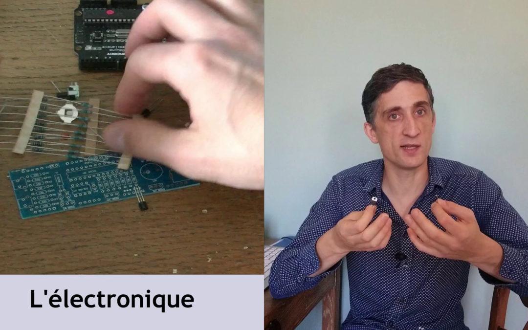 Épisode 1 : L'électricité, l'électromagnétisme, l'électronique